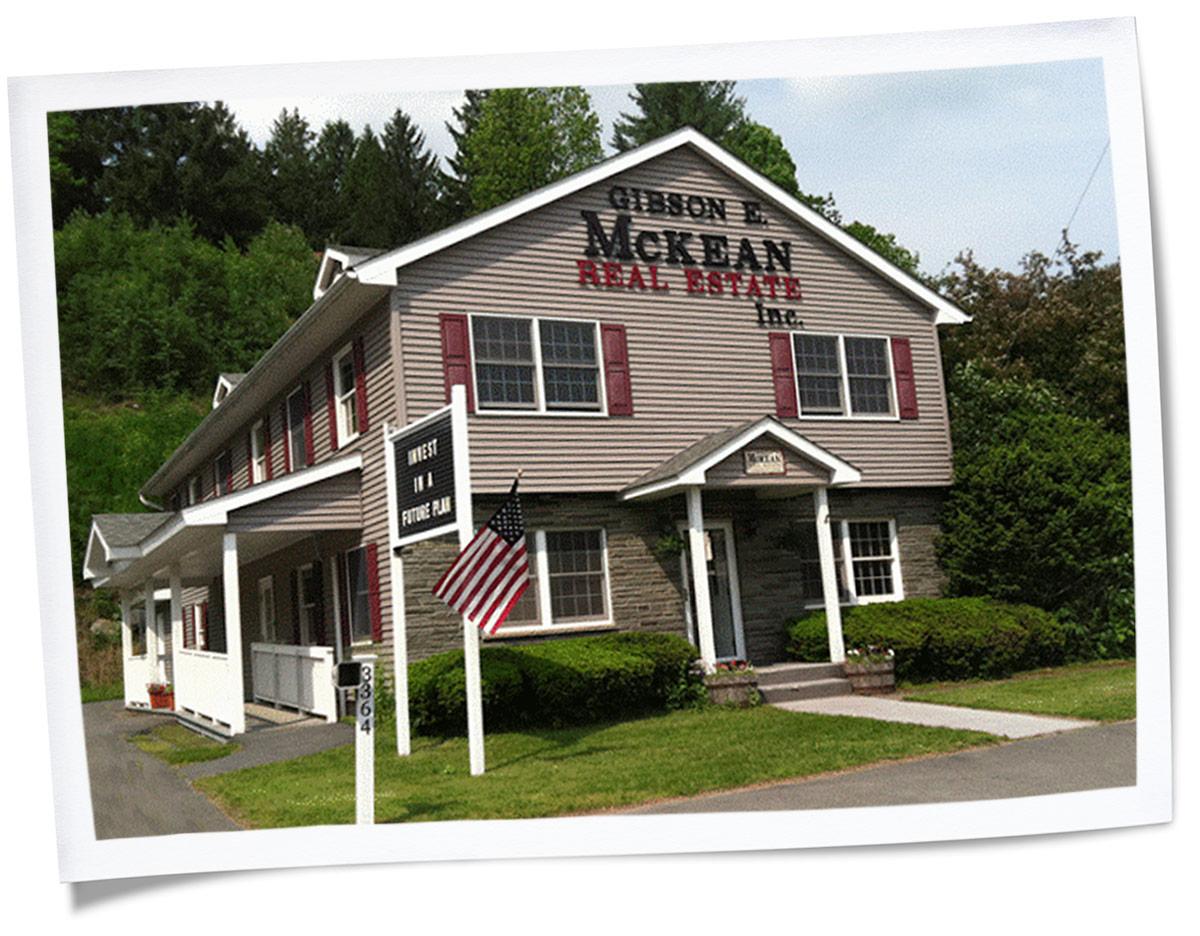 Gibson E. McKean Real Estate office