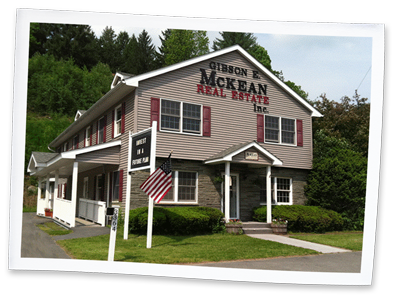 Gibson E McKean Office in Barryville, NY